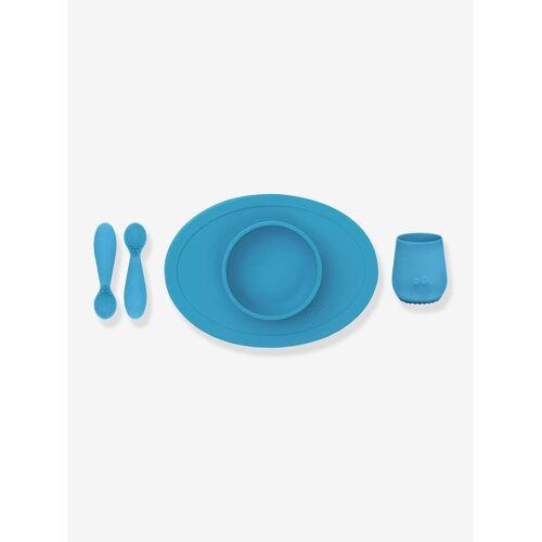 """Ezpz 4-teiliges Esslernset """"First Food"""" EZPZ™ blau"""