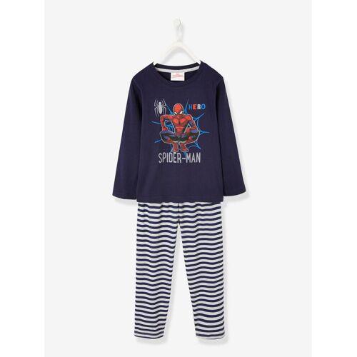 Spiderman Jungen Pyjama SPIDERMAN blau Gr. 98/104