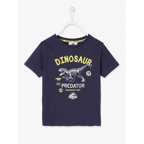 Jurassic World Jungen T-Shirt JURASSIC WORLD blau Gr. 98/104