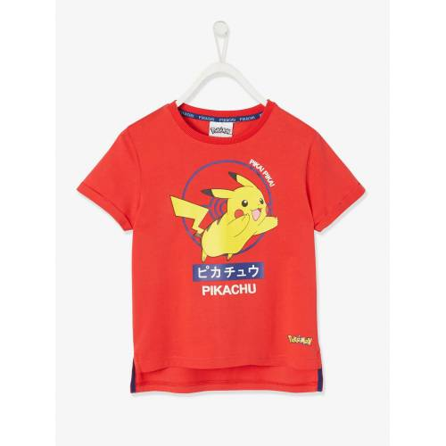 Pokemon Jungen T-Shirt POKEMON™ rot Gr. 116
