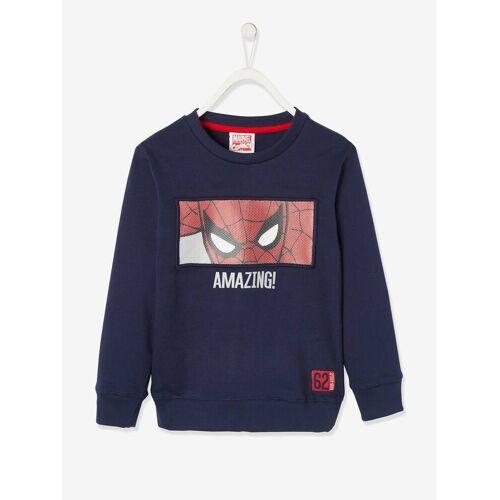 Spiderman Jungen Sweatshirt SPIDERMAN blau Gr. 140