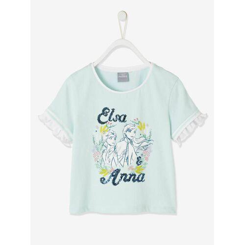 Die Eiskonigin Pailletten T-Shirt DIE EISKÖNIGIN grün Gr. 146/152