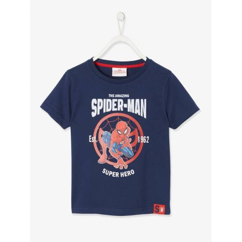 Spiderman Jungen T-Shirt SPIDERMAN blau Gr. 128