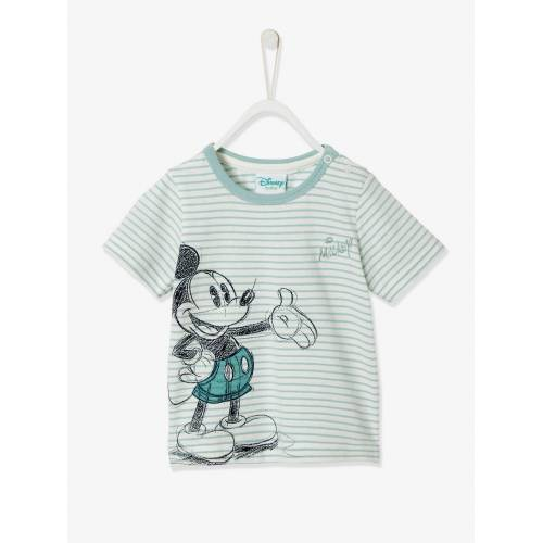 Mickey Baby T-Shirt MICKY MAUS türkis Gr. 86