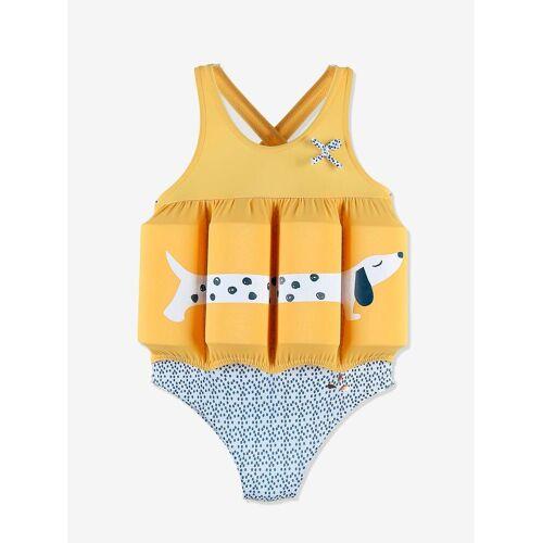 Archimede Kinder Schwimmring-Badeanzug ARCHIMEDE® gelb hunde Gr. 92
