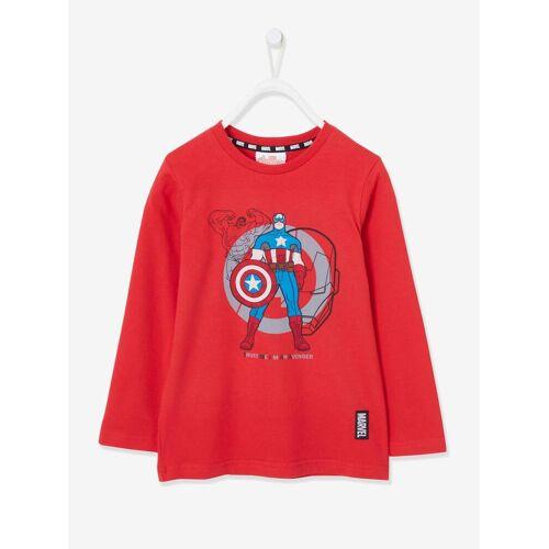 Avengers Jungen Shirt AVENGERS rot Gr. 86