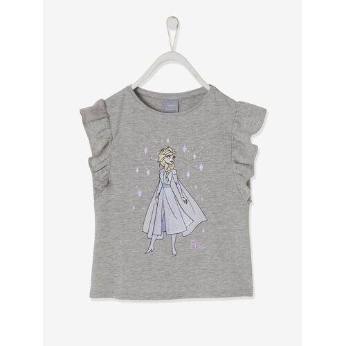 Die Eiskonigin Mädchen T-Shirt Disney DIE EISKÖNIGIN grau Gr. 128