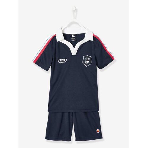 Ffr Rugby Fan-Outfit für Jungen FFR blau Gr. 116