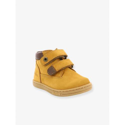 "Kickers Jungen Baby Boots ""Tackeasy"" KICKERS® camelfarben Gr. 22"