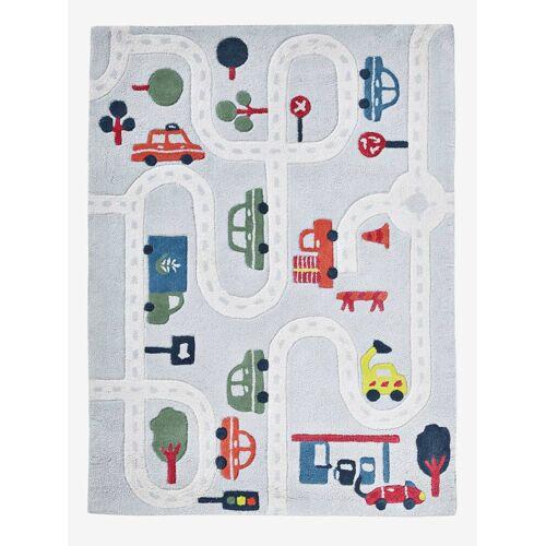 """Vertbaudet Spielteppich """"Autos"""" für Kinderzimmer grau/mehrfarbig von vertbaudet"""