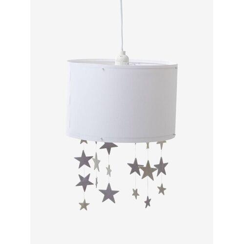 Vertbaudet Lampenschirm für Kinderzimmer weiß/grau von vertbaudet