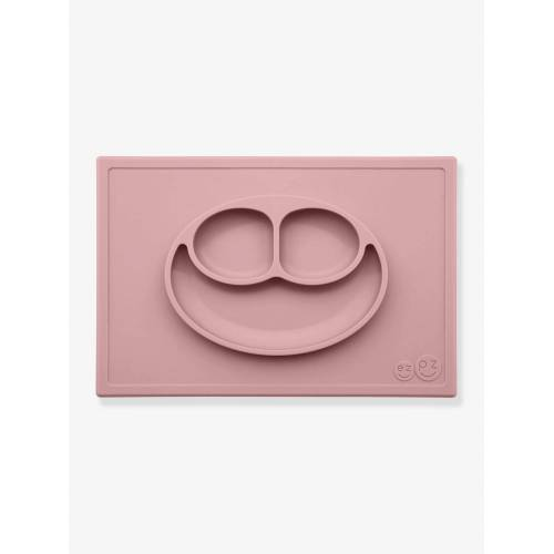 "Ezpz 2-in-1-Esslernteller ""Happy Mat"" EZPZ™ rosa"