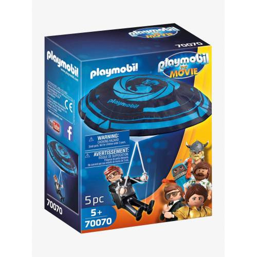 Playmobil Rex Dasher mit Fallschirm PLAYMOBIL®