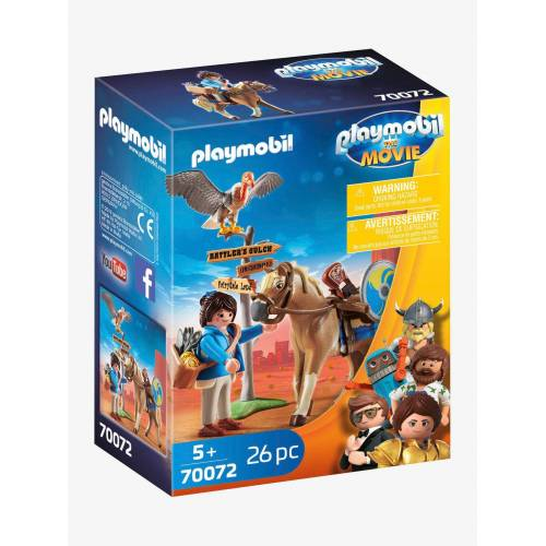 Playmobil THE MOVIE Marla mit Pferd PLAYMOBIL®