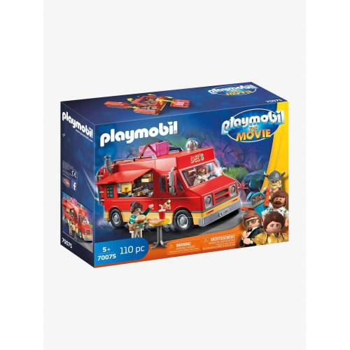 Playmobil THE MOVIE Dels Food Truck PLAYMOBIL®