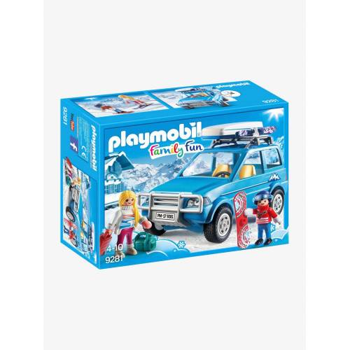 "Playmobil Family Fun  ""Auto mit Dachbox"" PLAYMOBIL®"