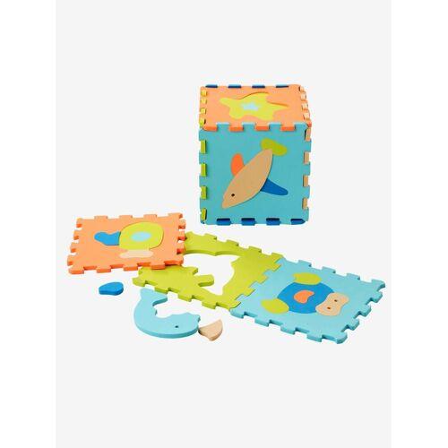 """Vertbaudet Puzzle-Teppich ,,Ozean"""" für Kinder blau von vertbaudet"""