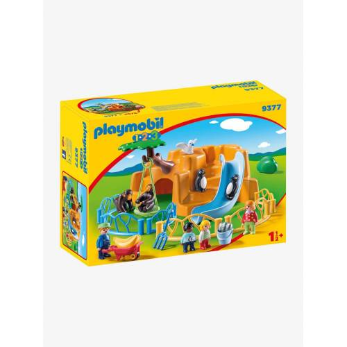 "Playmobil 1.2.3  ""Zoo"" PLAYMOBIL®"