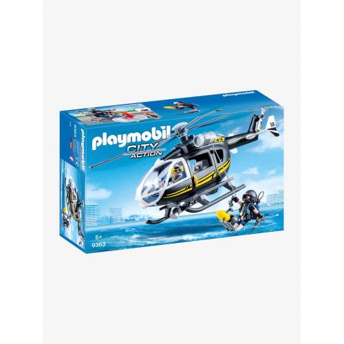 Playmobil SEK-Helikopter von Playmobil