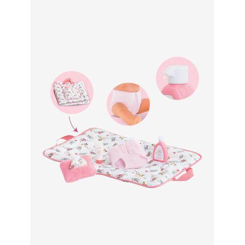 Corolle Wickel-Set für Puppen COROLLE, 36-42 cm rosa