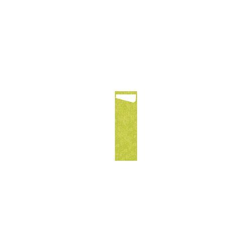 Duni Bestecktasche Sacchetto Slim kiwi 7x23 60St.
