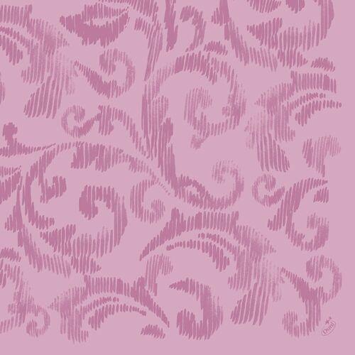 Dunilin Servietten Saphira Soft Violet 40x40 cm 45 St.