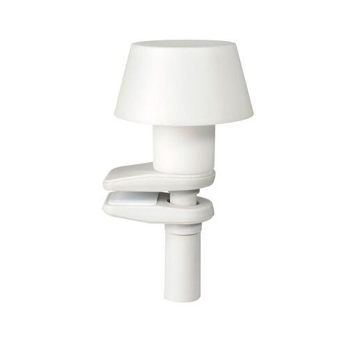 Duni Kerzenhalter Clamp weiß 195 x 118 mm 1 St.