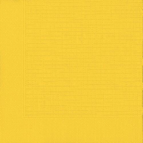 Duni Klassik Servietten gelb 40x40 4lag 50St.