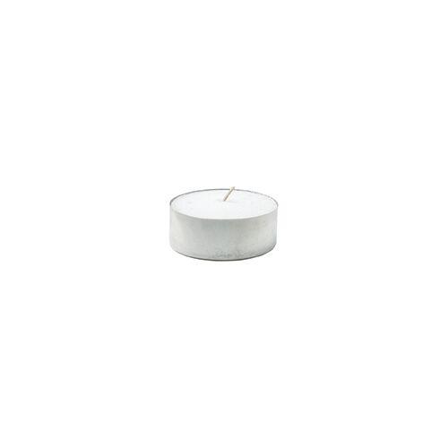 Duni Teelicht Brennd 4h weiß 39 mm 200St.