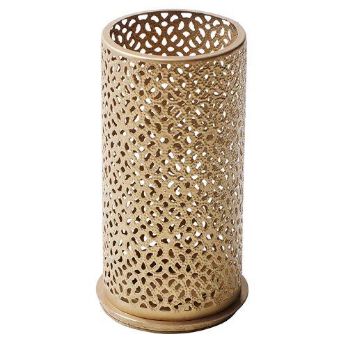 Duni Kerzenhalter Bliss Metall Gold 140x75mm 1 St.