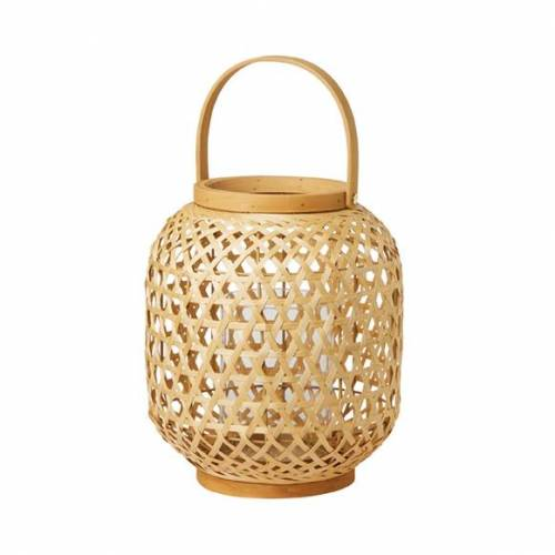 Duni Laterne Rattan Area, klein 225x240mm 1 St.