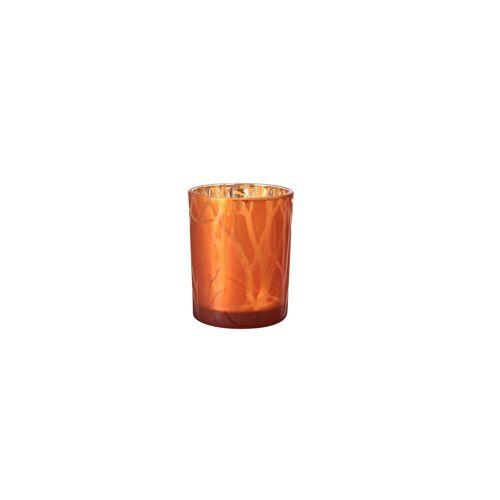 Duni Kerzenhalter Shimmer rust 100 x 80 mm 1 St.