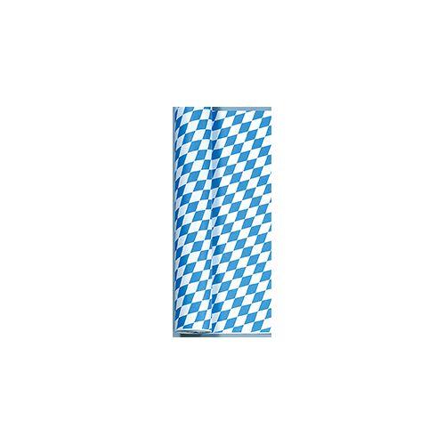 Duni Tischdeckenrolle Papier Raute 1,0x50 Meter 1St.