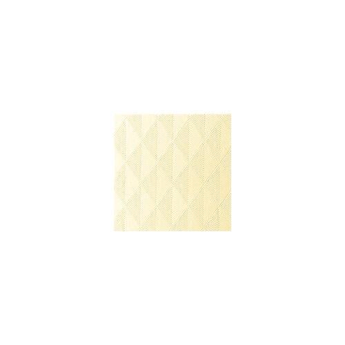 Duni Elegance Servietten Crystal cream 40x40  40St.
