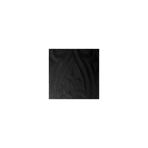 Duni Elegance Servietten Lily schwarz 40x40  40St.