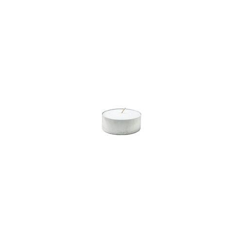 Duni Teelicht Brennd 6h weiß 39 mm 30St.