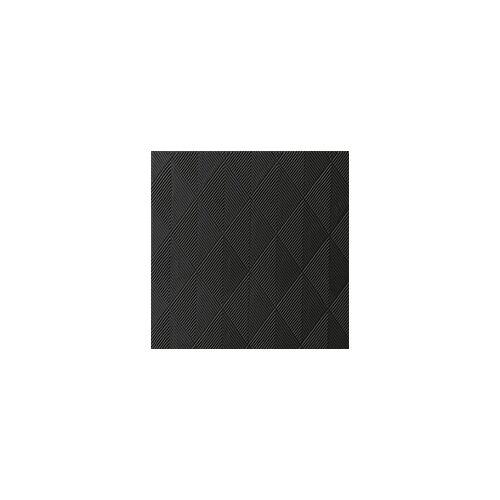 Duni Elegance Servietten Crystal schwarz 48x48  40St.