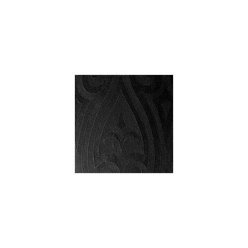 Duni Elegance Servietten Lily schwarz 48x48  40St.