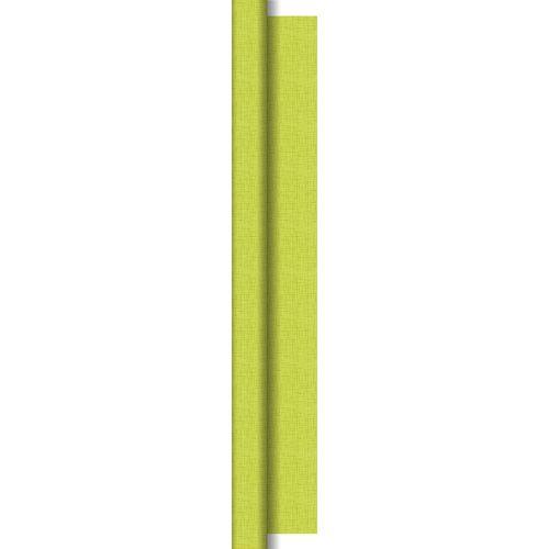 Duni Tischdeckenrolle Dunisilk Linnea kiwi 1,18x25 m 1 St.