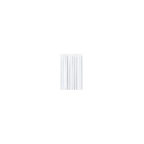 Duni Tableskirting selbstklebend Evolin weiß 72cm x 4m 1 St.