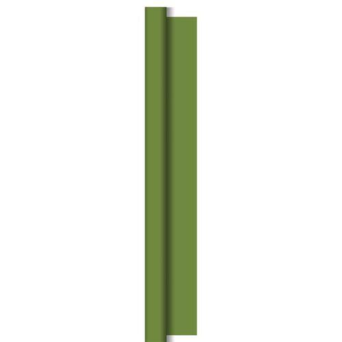 Duni Tischdeckenrolle Dunicel leaf green 1,18 x25 m 1 St.