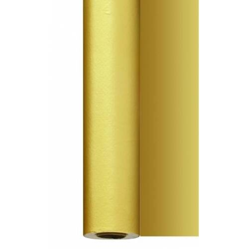 Duni Tischdeckenrolle Dunisilk gold 1,18x25 m 1 St.