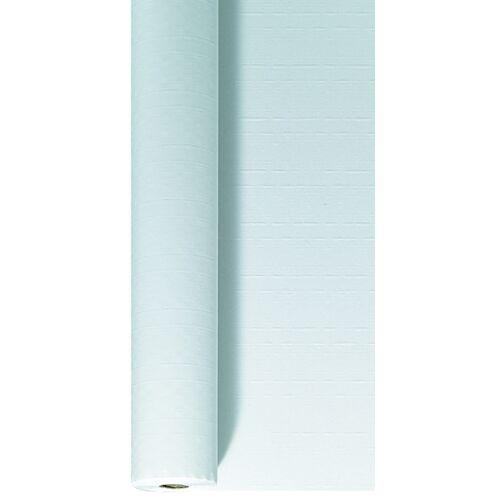 Duni Tischdeckenrolle Papier weiß 1,18x50m 1 St.