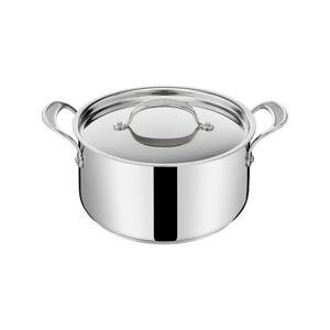 Tefal Jamie Oliver Cook's Classics Gryde m. låg - 5,2 liter - Rustfrit stål