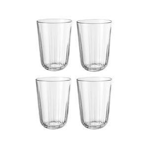 Eva Solo Facet Vandglas - 4 stk. - 34 cl - Glas - Klar