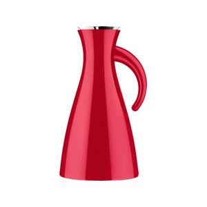 Eva Solo Termokande - 1 liter - Glas/kunststof - Rød