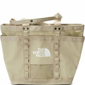 The North Face Explore Utility Tote Tasker Sand One Size Sand
