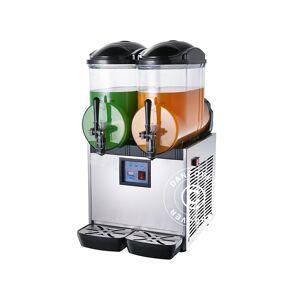 Dancover Slush ice maskine, 2 kamre, 2x12 L