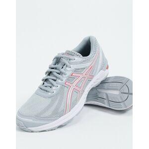 Asics - Løbe Gel-Sileo sneakers i grå og pink Grå/lyserød