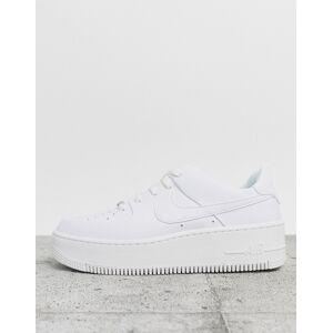 Nike Hvide Air Force 1 Sage Low sneakers fra Nike 40
